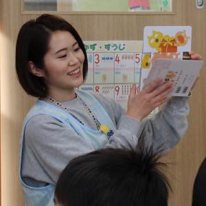 青木麻恵さん